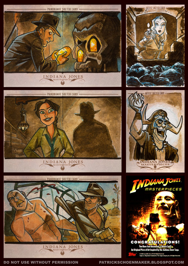 indiana_jones_masterpieces_sketchcards